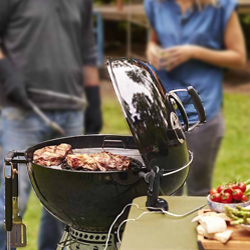 barbecue electrique et charbon