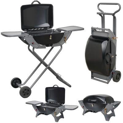 barbecue electrique de camping