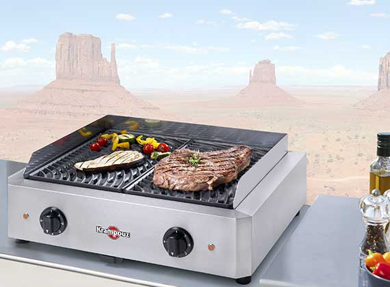 barbecue électrique mythic xl