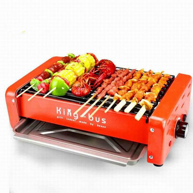 barbecue electrique brochette