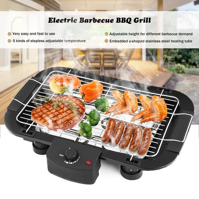 barbecue electrique interieur
