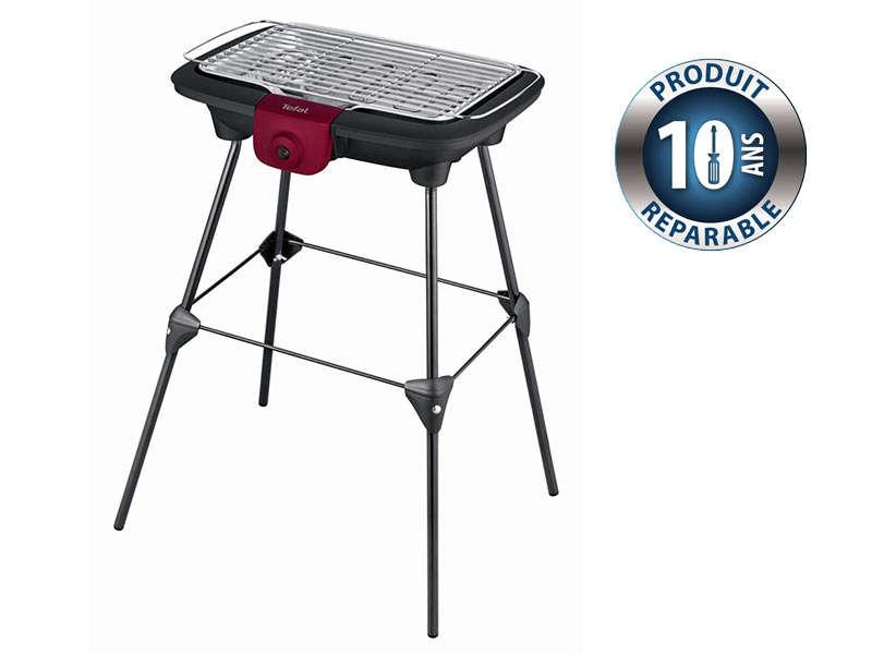 barbecue electrique tefal conforama