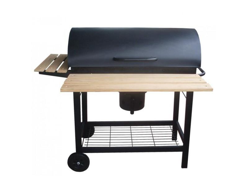 barbecue charbon conforama