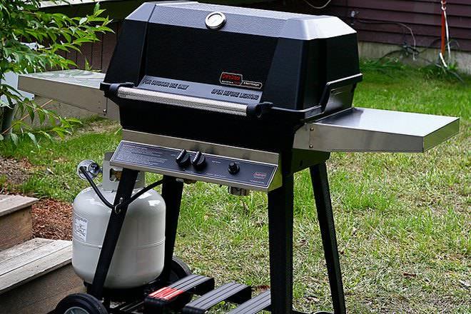barbecue electrique run