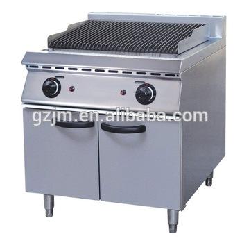 barbecue electrique avec pierre de lave