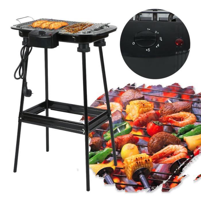 barbecue electrique nocif