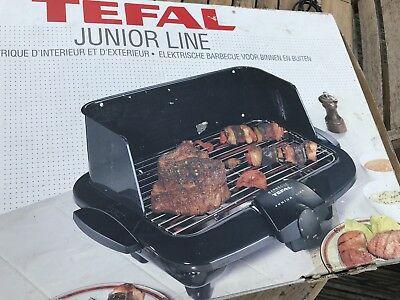 barbecue electrique tefal junior line