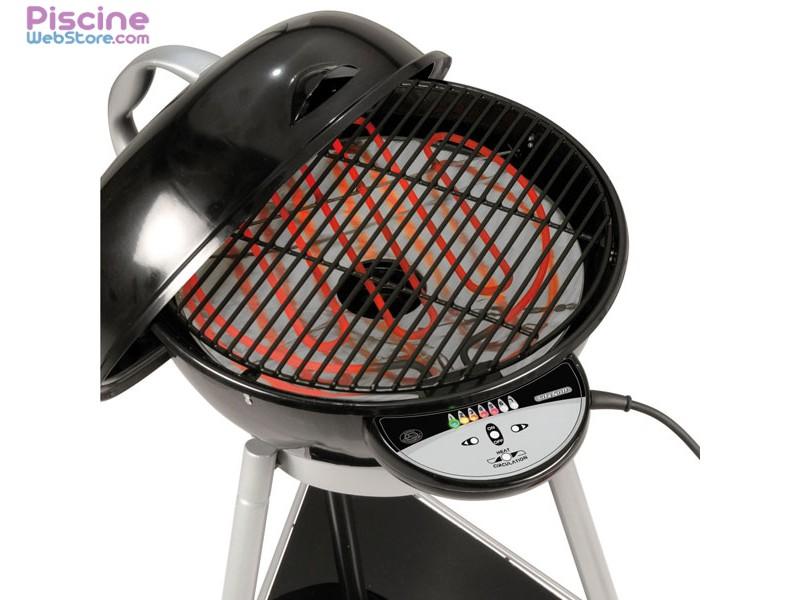 barbecue electrique qui se ferme