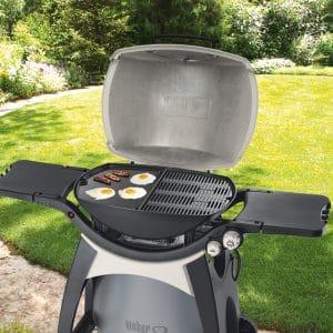 barbecue weber electrique q2400