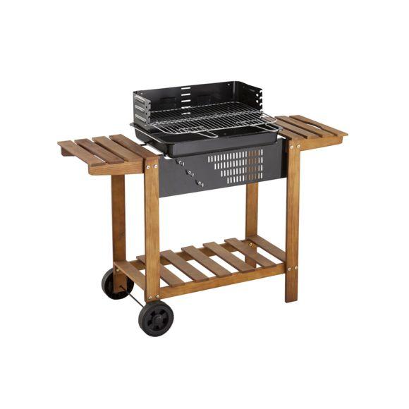 barbecue charbon bois pas cher