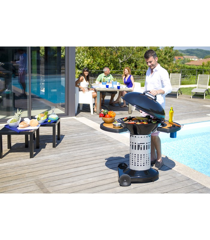 barbecue charbon campingaz