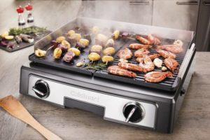 barbecue electrique grand format