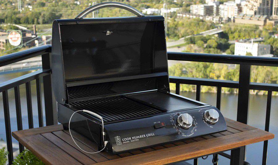 barbecue electrique haut de gamme