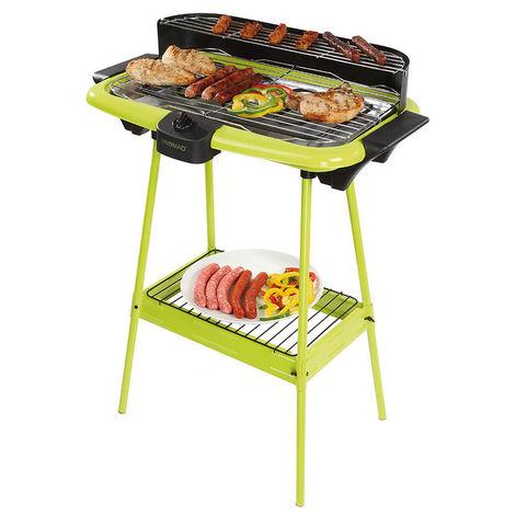 barbecue electrique sur pied