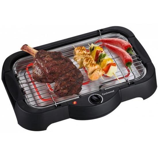 barbecue electrique eau