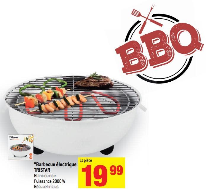 barbecue electrique maison