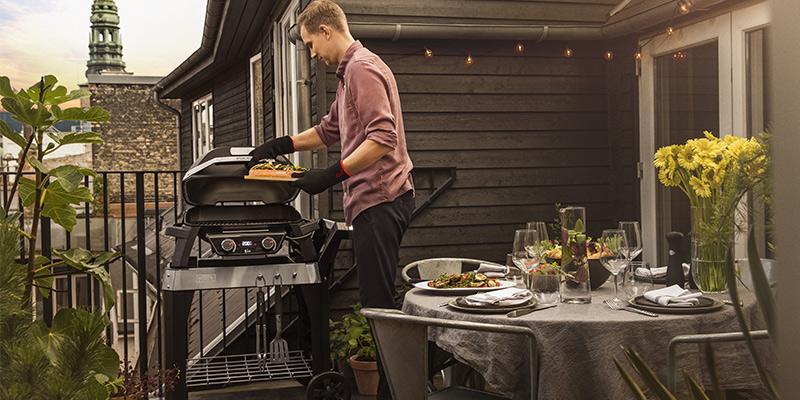 barbecue electrique en ville