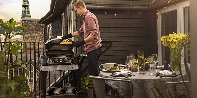 barbecue electrique de jardin