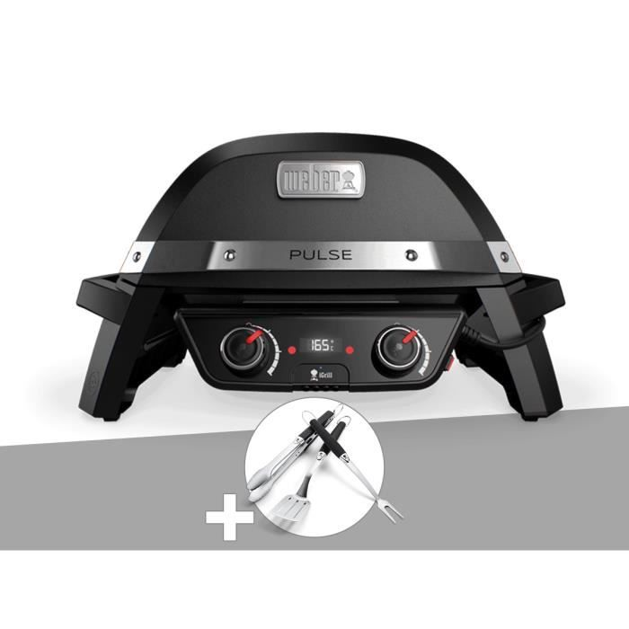 barbecue electrique weber cdiscount