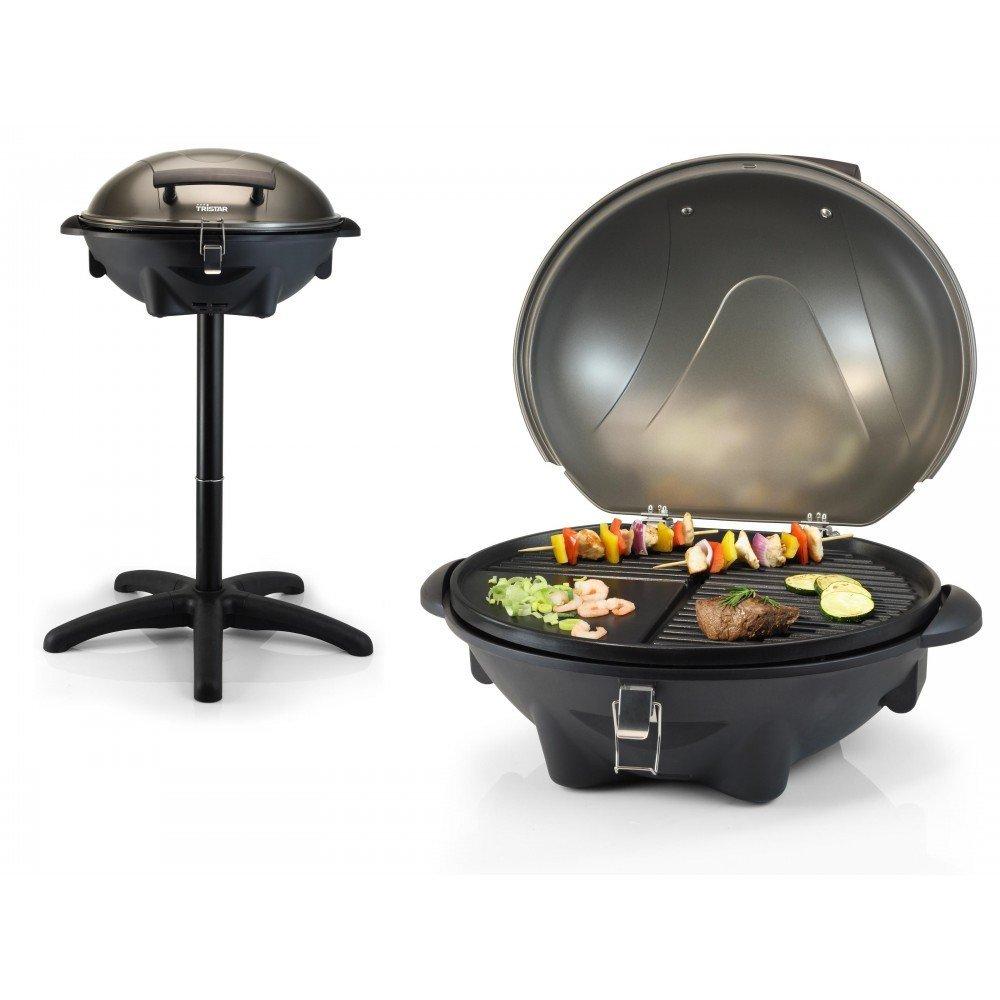 barbecue electrique cloche