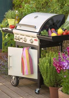 barbecue electrique botanic