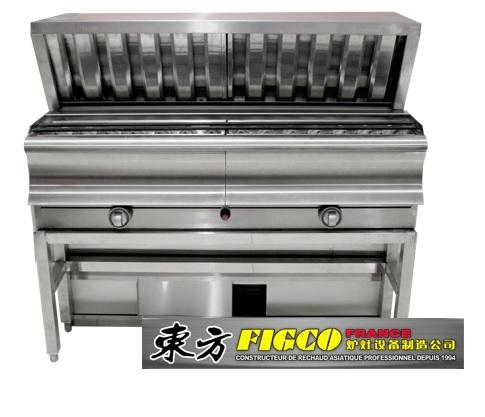 barbecue japonais electrique