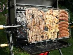 barbecue electrique vertical raymond