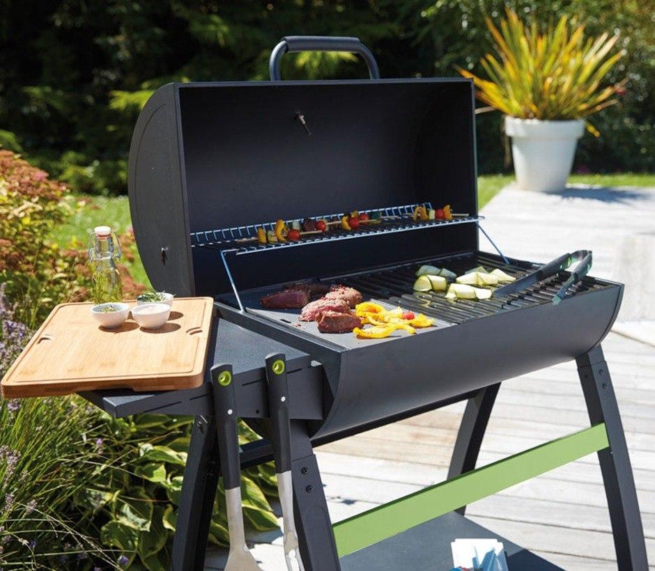 barbecue charbon avis