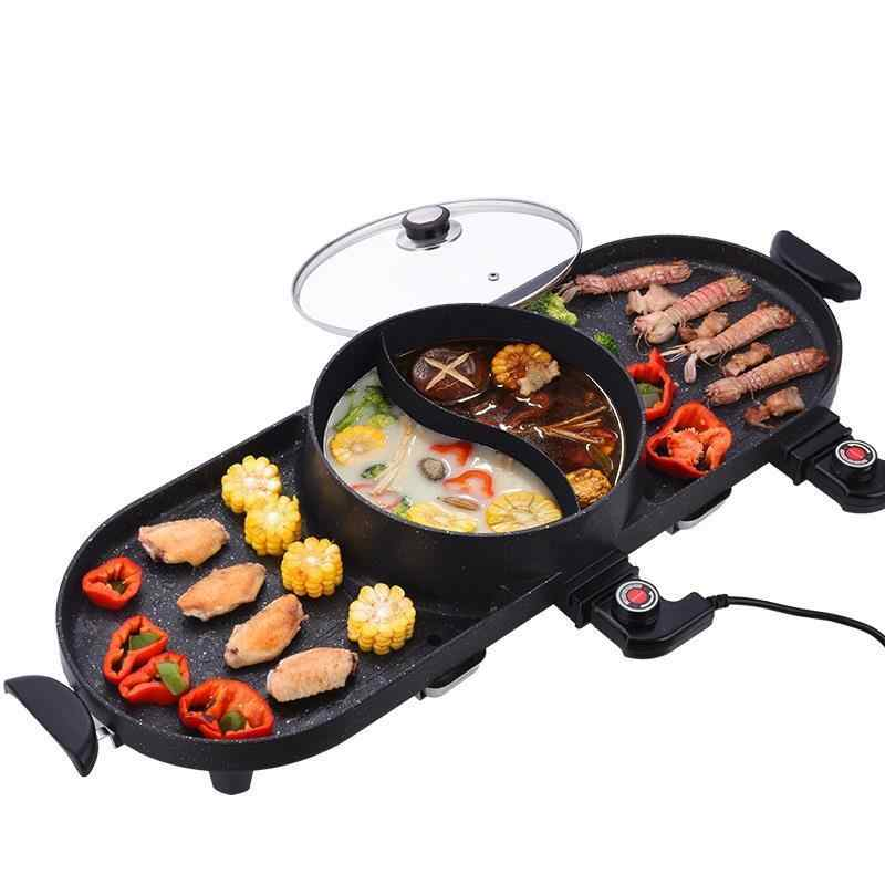 barbecue electrique high one