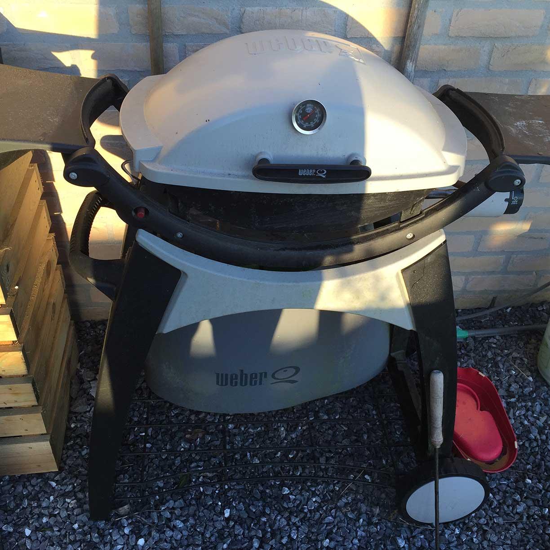 barbecue electrique weber occasion
