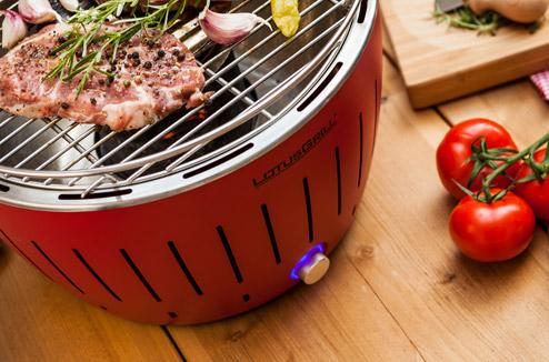 barbecue electrique portatif