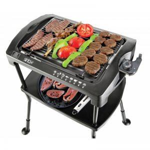 un barbecue electrique