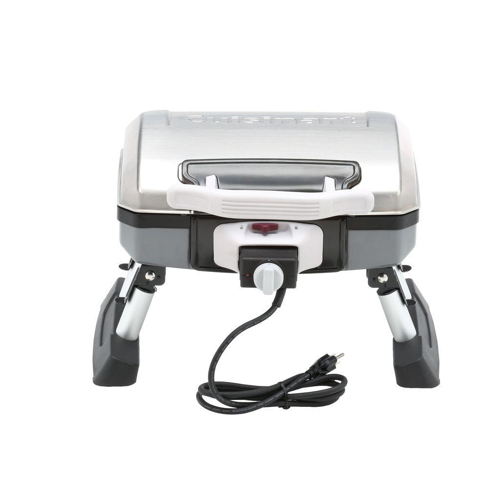 barbecue electrique cuisinart