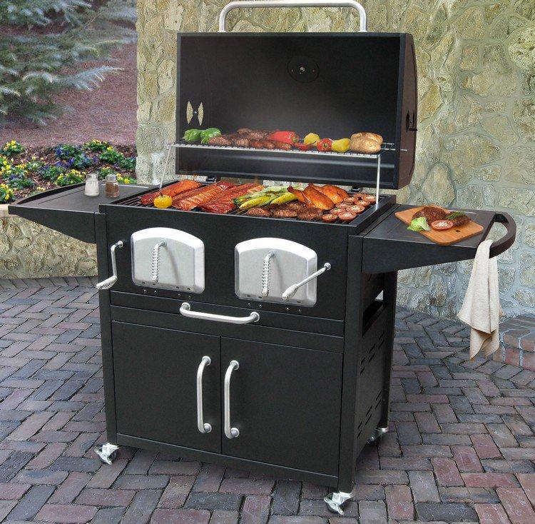 barbecue electrique design
