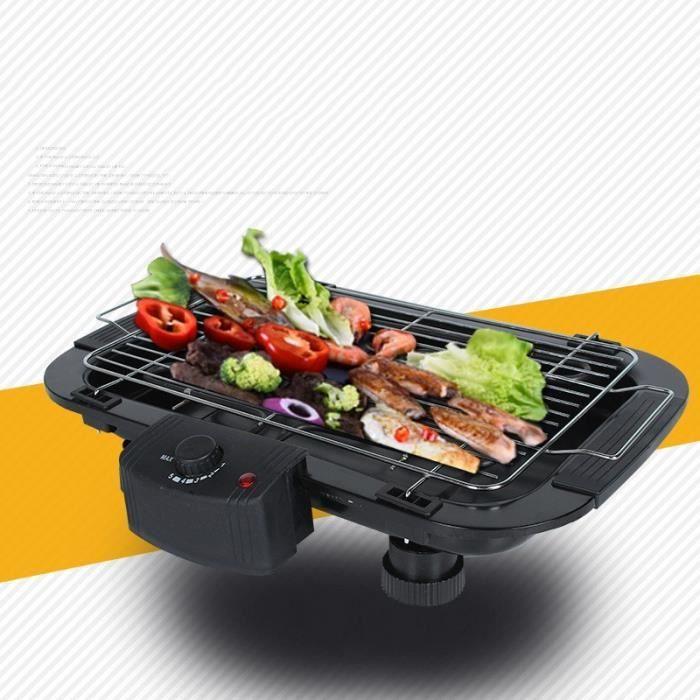 barbecue electrique sans fumée