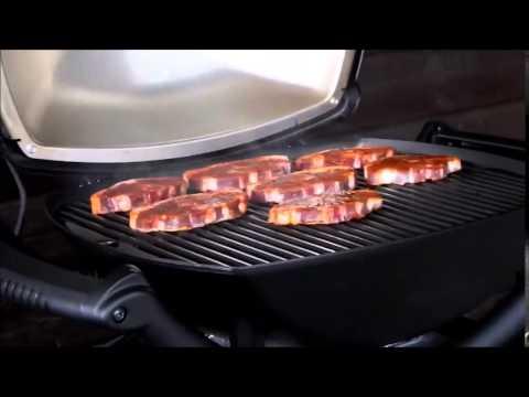 barbecue électrique q 2400