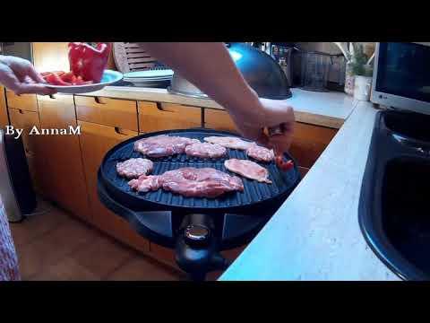 barbecue electrique foreman
