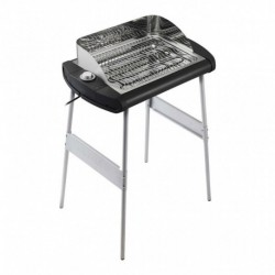 barbecue électrique weber q1400 sur stand