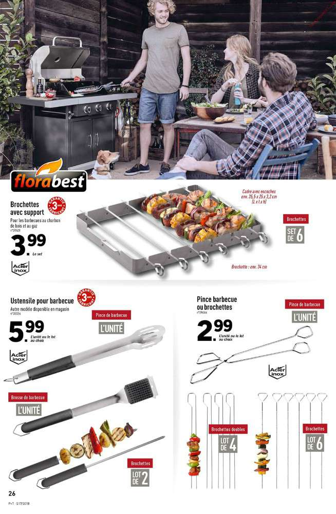 barbecue charbon de bois lidl