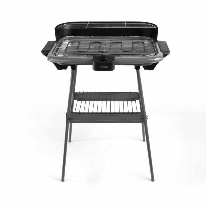 barbecue electrique livoo