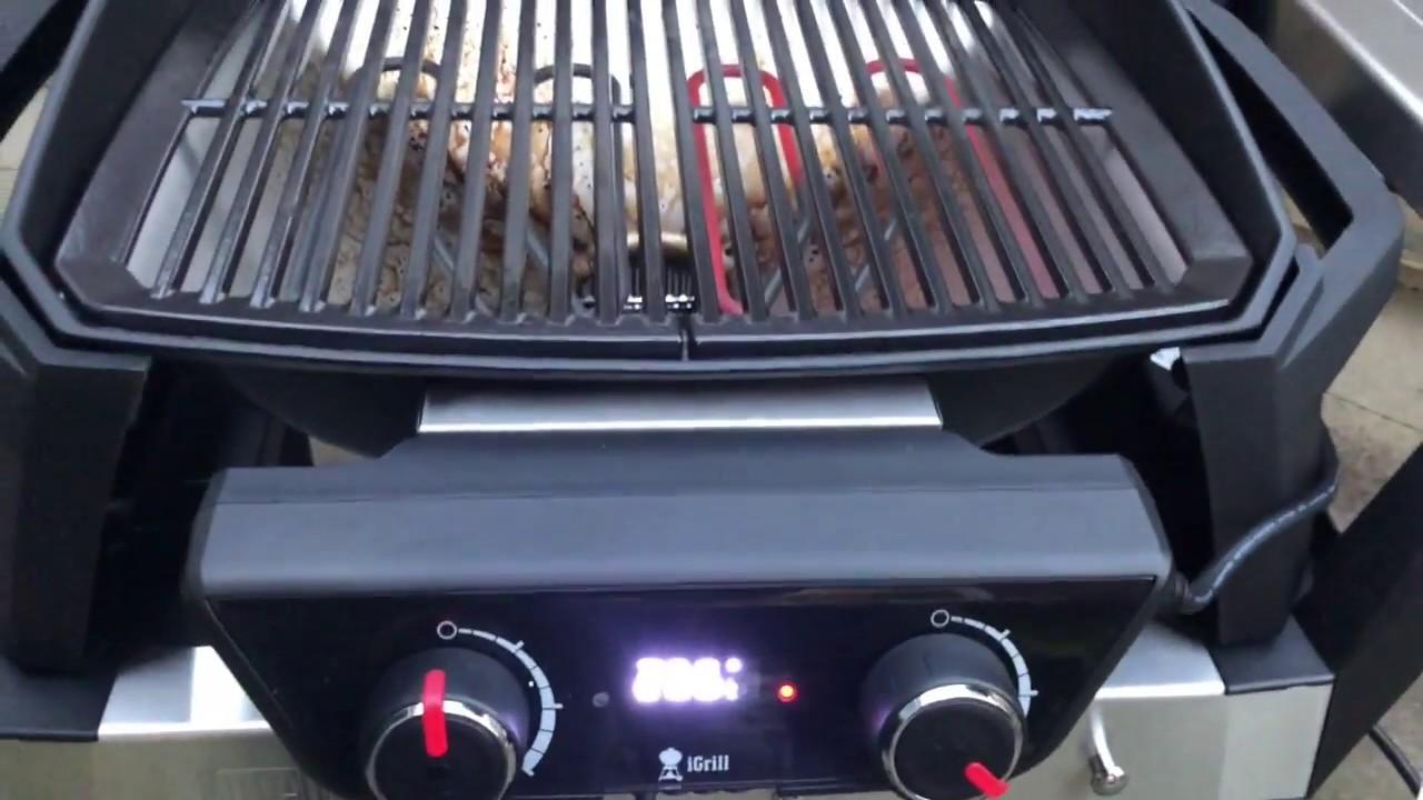 barbecue electrique makro