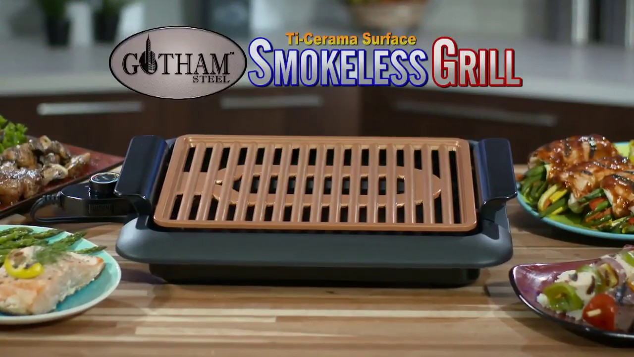 barbecue electrique youtube