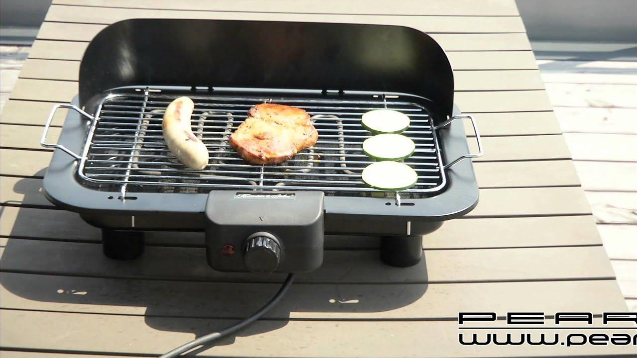 barbecue electrique tefal utilisation