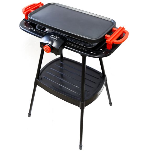 barbecue electrique ou plancha