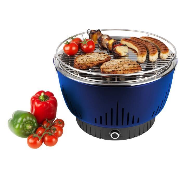 barbecue charbon de table
