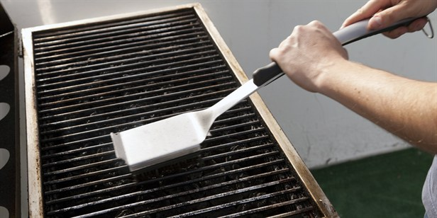barbecue weber electrique nettoyage
