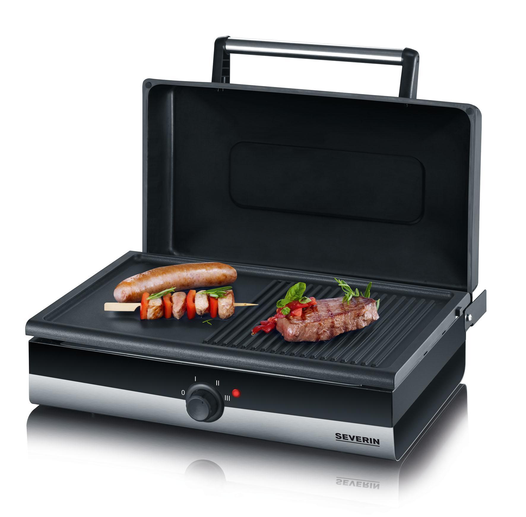 barbecue electrique table