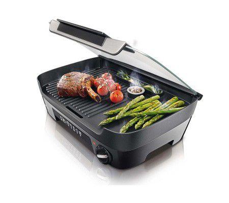 barbecue electrique odeur