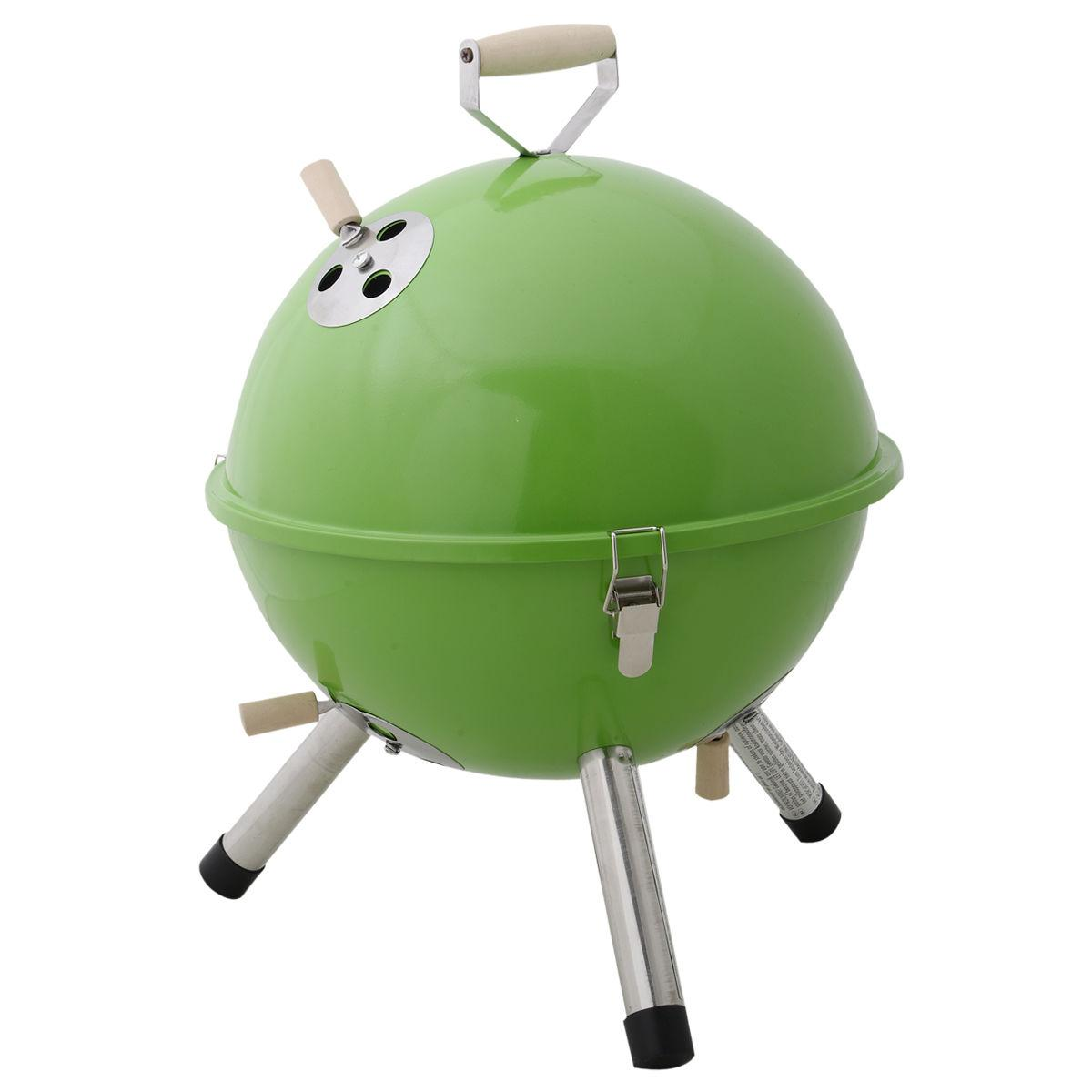 barbecue charbon portable