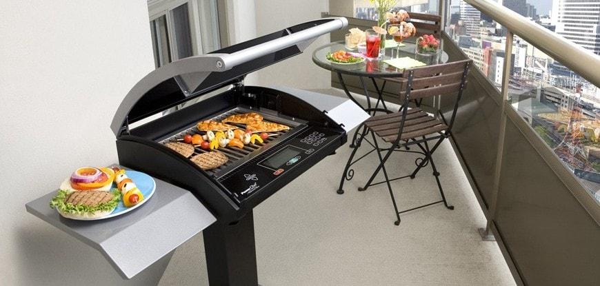barbecue electrique sur pied pas cher